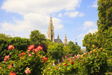 Bell tower of St. Stephen's Cathedral, Vienna - 210597851