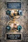 Golden wall sprinkler - 210608820