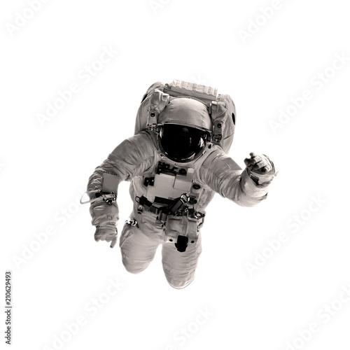 Aluminium Nasa astronaut