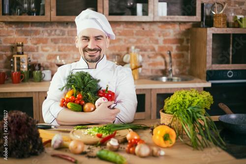 Fototapeta when do you like cooking