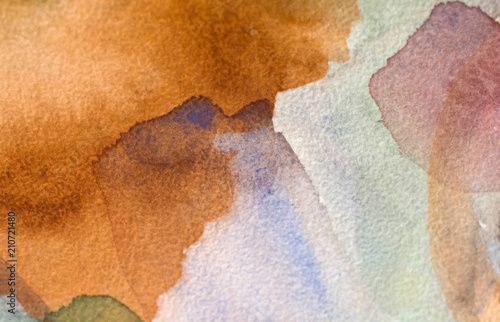 abstract old grunge background © kaidash