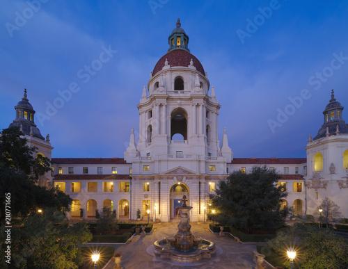 The Pasadena City Hall