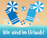 Sommerferien / Urlaub / Strand / Meer - 210790082