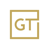 two letter logo line square GA TO GZ