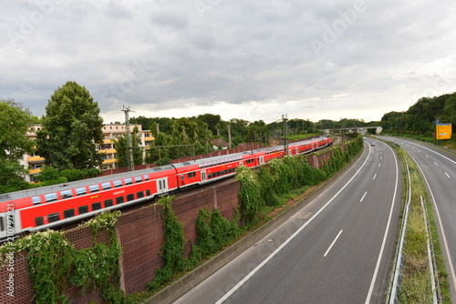 Aluminium Spoorlijn Bahnstrecke Fulda–Hanau