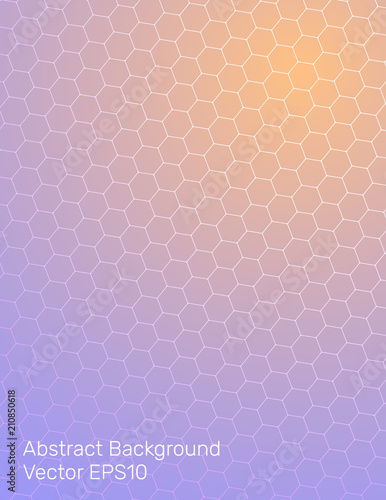 Aluminium Abstractie Art Abstract background vector template