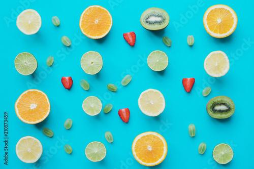 Summer fruits - 210873459