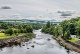 View of Pitlochry