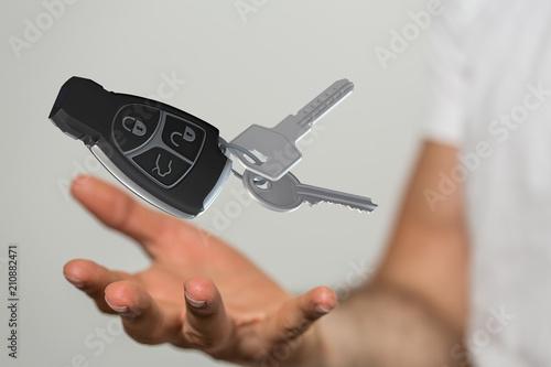 car keys - 210882471