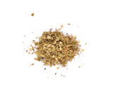Oregano spice on white background - 210921268