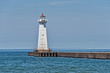 Sodus Point Outer Lighthouse In New York State