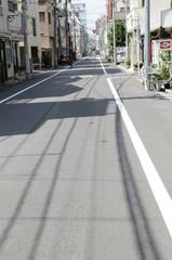 裏通り 東京 台東区 © araho