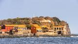 Goree Island,  UNESCO World Heritage Site. Former slaves island - 210949659