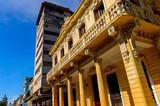 Architecture of Havana, the capital of Cuba