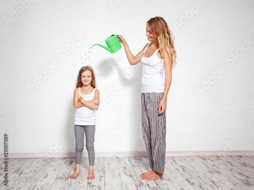 Upbringing child
