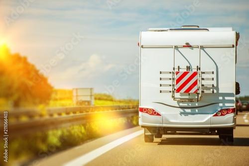 Camper Van Road Trip - 211066403