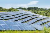 solar energy on the hillside - 211071673