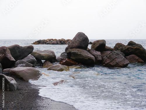 Fotobehang Santorini R&S