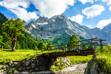 karwendel mountains - 211126642