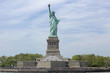 Statue of Liberty on Liberty Island in New York Harbor, in Manhattan, NY