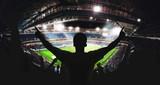 Fans im Fussball Stadion - 211158664