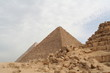 The Great Pyramids of Giza and the Spinx