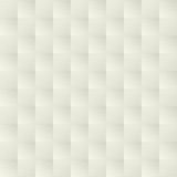 White geometric pattern. Vector volumetric modern texture.