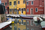 Burano, Venedig, Venetien, Italien, Europa - 211230638