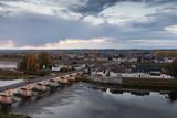 Amboise landscape with old stone bridge - 211231296