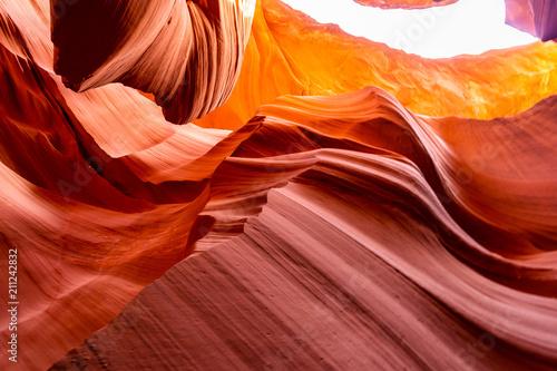 Aluminium Oranje eclat Lower Antelope Canyon