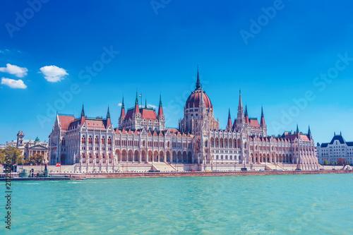 Aluminium Boedapest Budapest parliament building