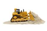 toy bulldozer - 211306436