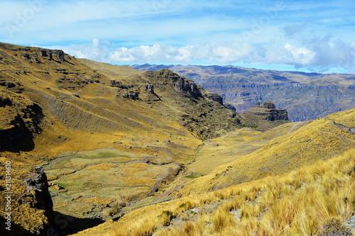 Fotobehang Meloen Acos la joya escondida de los Inkas