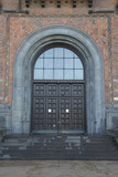 City Hall Door; Copenhagen