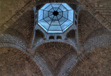 Ouverture dans l'église Santa Maria de Ripoll, Catalogne, Espagne - 211408072