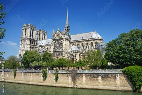 Fridge magnet Notre Dame De Paris