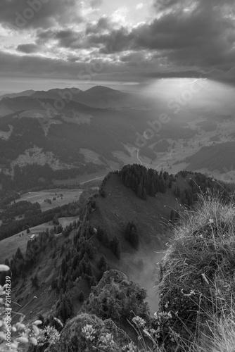 Ausblick vom Stockberg