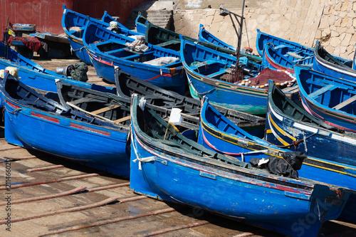Fotobehang Marokko Paysage de Imsouane au nord deTaghazout-Maroc