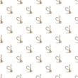 Hookah pattern seamless repeat in cartoon style vector illustration - 211472886