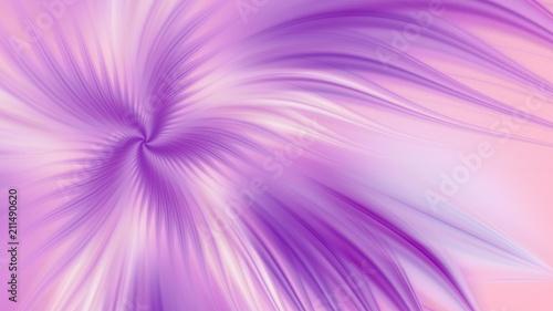 Ekspresyjne tło - kształt gwiazdy i fale - fiolet - różowy
