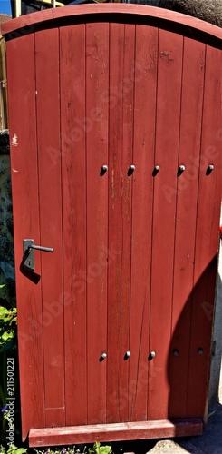 Alte Tür, Holztüre - 211501221