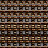 Tribal seamless pattern, african fabric bogolanfini. - 211512629
