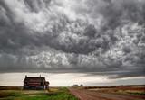 Prairie Storm Clouds Canada - 211527084