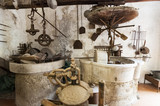 Medieval workshop for the manufacture in the historical Cloister in Naples - 211547472