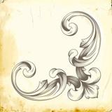 Vector baroque of vintage elements for design.  - 211570698