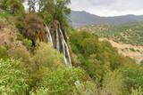 Bisheh waterfall. Iran