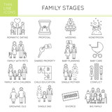 Family stages set - 211601841