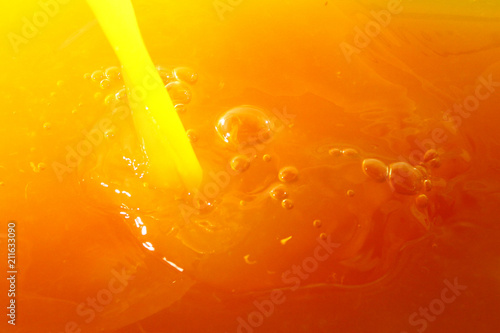 Fresh Orange Juice as  background - 211633090
