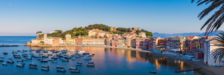 Sestri Levante - Baia del Silenzio - Genova, Liguria © Raymond Inauen