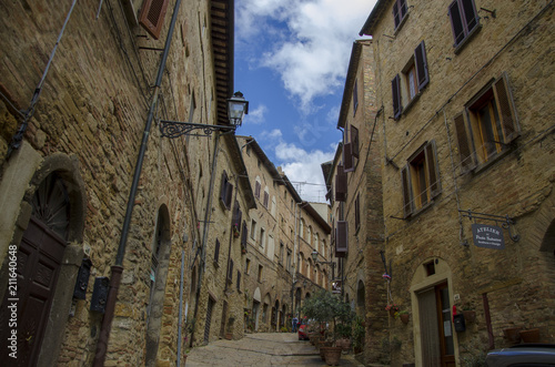 Fototapeta The Streets of Italy